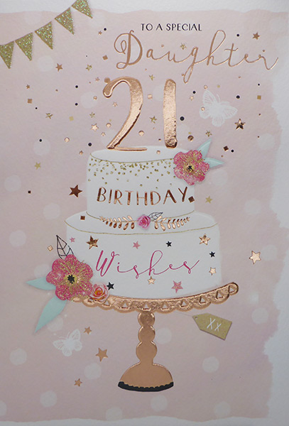 Strange Daughter 21St Birthday Card 5034695824004 Ebay Funny Birthday Cards Online Inifodamsfinfo